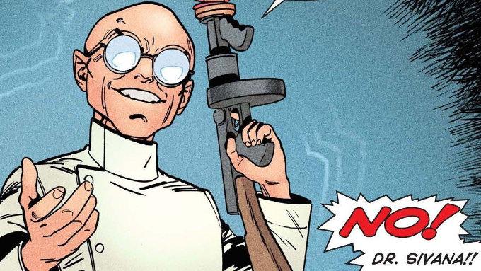 Dr. Sivana en los cómics