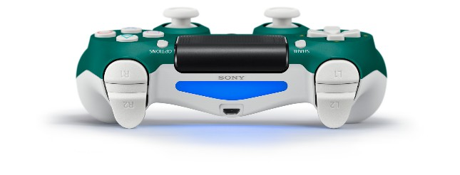 DualShock 4 - Alpine Green