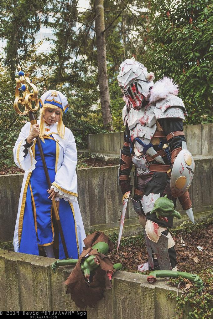 Goblin Slayer se hace real con este impresionante cosplay