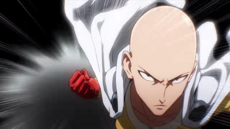 Animes en Netflix: One Punch Man
