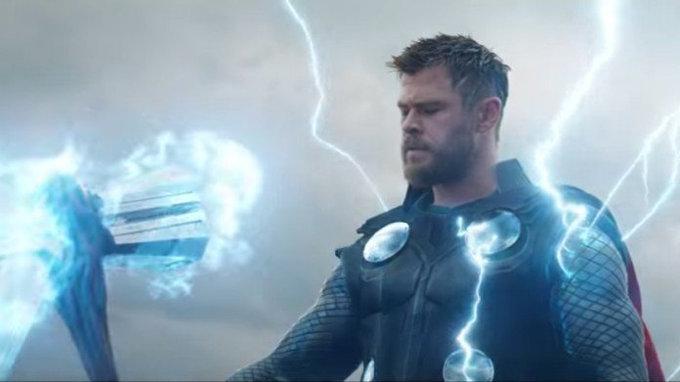 Avengers: Endgame - Escena Eliminada