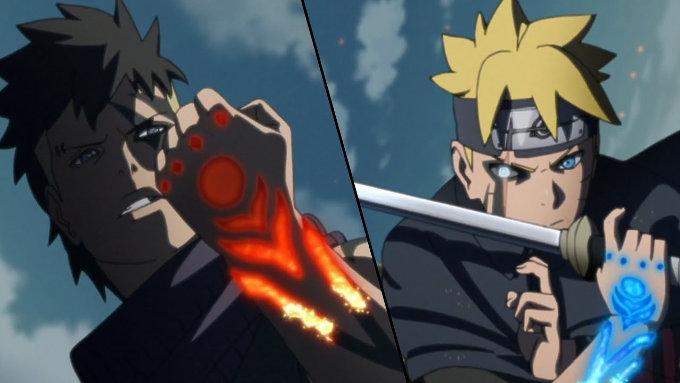Naruto toma un nuevo estudiante en el manga de Boruto
