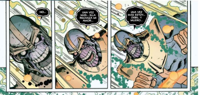 Deadpool Derrotó a Thanos