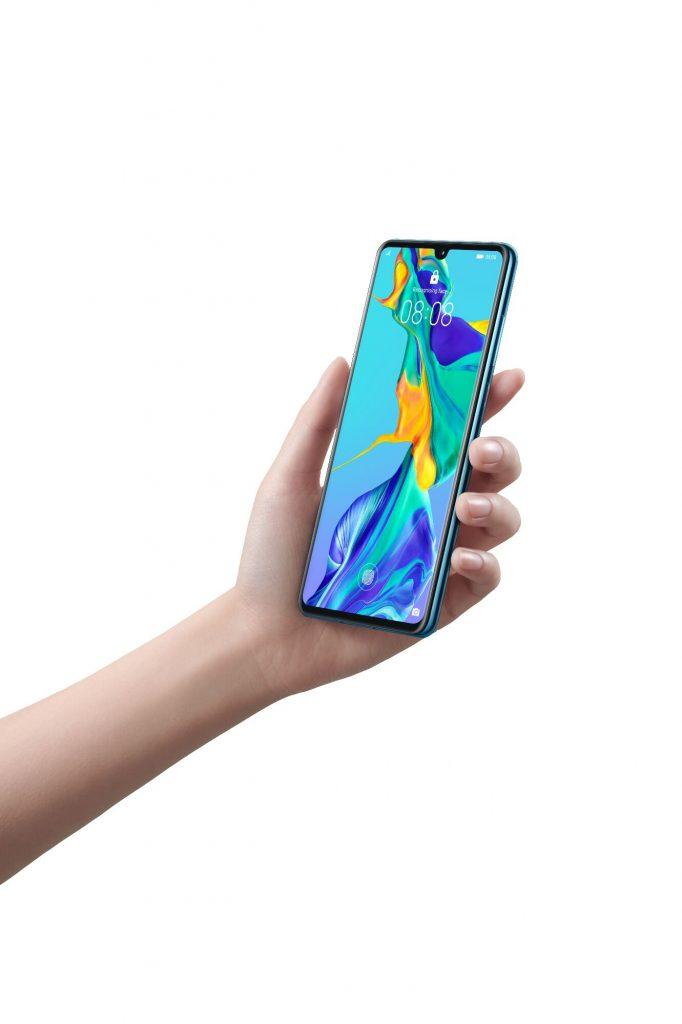 Los nuevos modelos Huawei P30