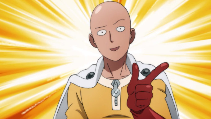 Revelados los nombres oficiales de Saitama y Genos en One-Punch Man