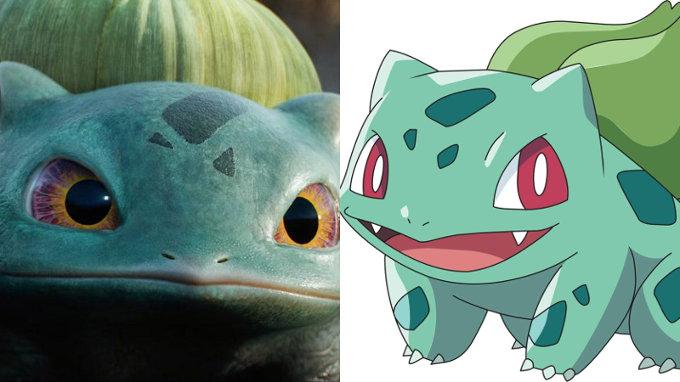 Pokémon: Detective Pikachu - Bulbasaur