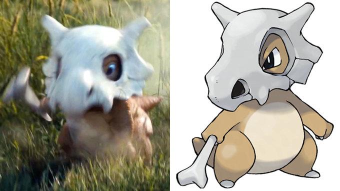 Pokémon: Detective Pikachu - Cubone