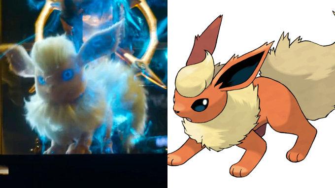 Pokémon: Detective Pikachu - Flareon