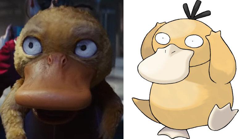 Pokémon: Detective Pikachu - Psyduck