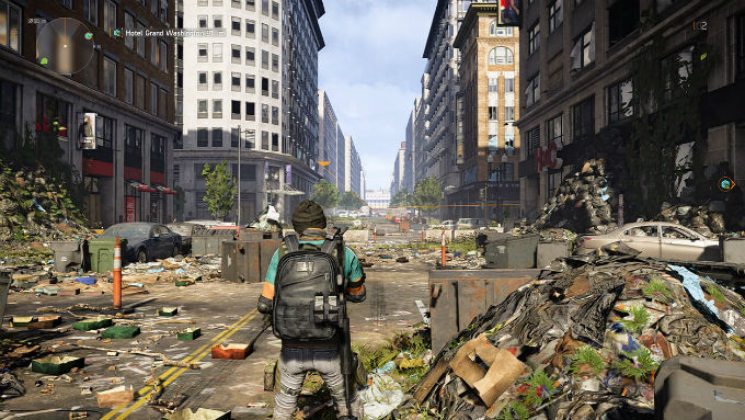 The Division 2 Reseña Washington