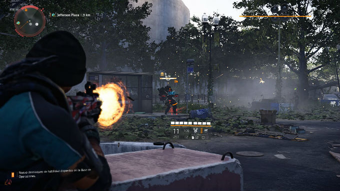 The Division 2 Reseña Loot