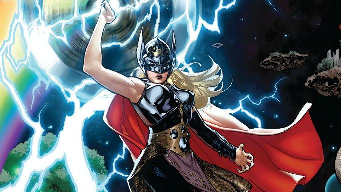 Thor ahora sería mujer