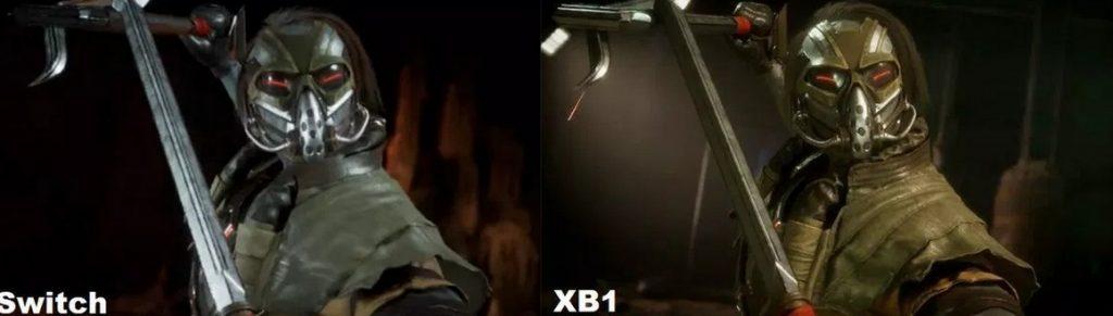 Así se ve Mortal Kombat 11 en Nintendo Switch y Xbox One