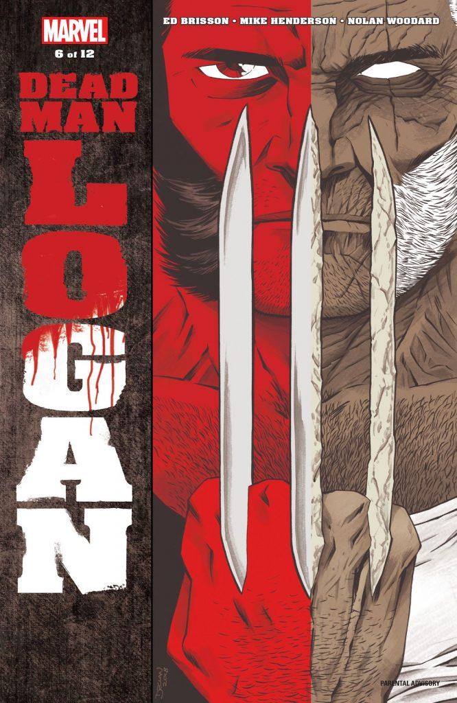 Portada del número 6 de Dead Man Logan