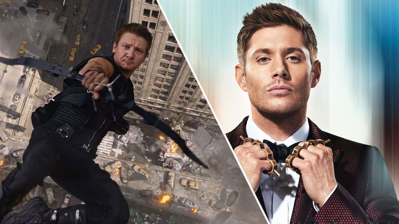 Supernatural fue la razón por la que Jensen Ackles no fue un Avenger