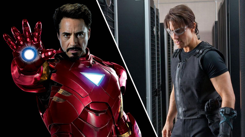 Tom Cruise pudo ser Iron Man