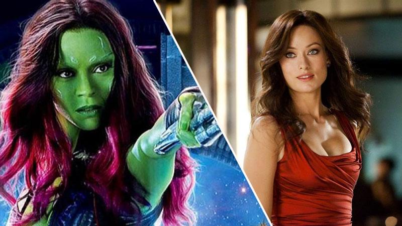 Olivia Wilde pudo ser una grandiosa Gamora