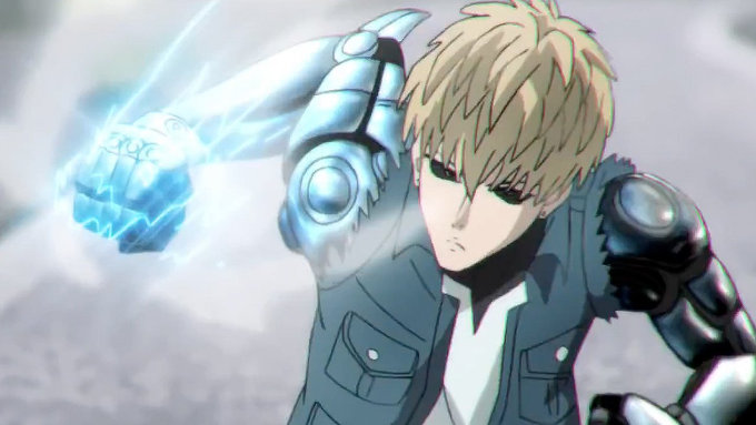 segunda temporada de One-Punch Man