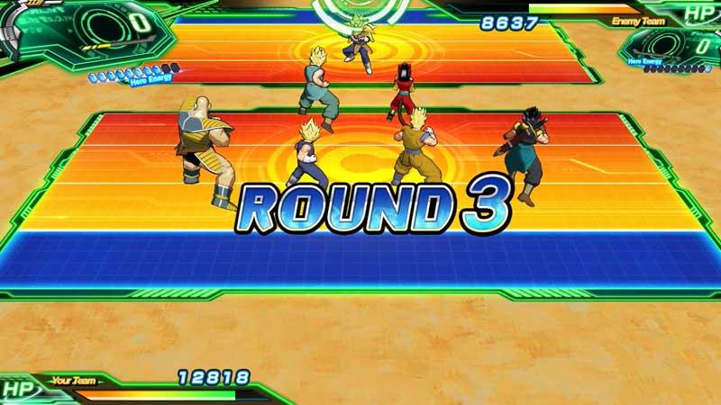 La importancia de cómo se acomodan las cartas en Super Dragon Ball Heroes: World Mission