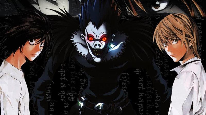 Death Note es uno de los animes en riesgo dentro de Rusia.