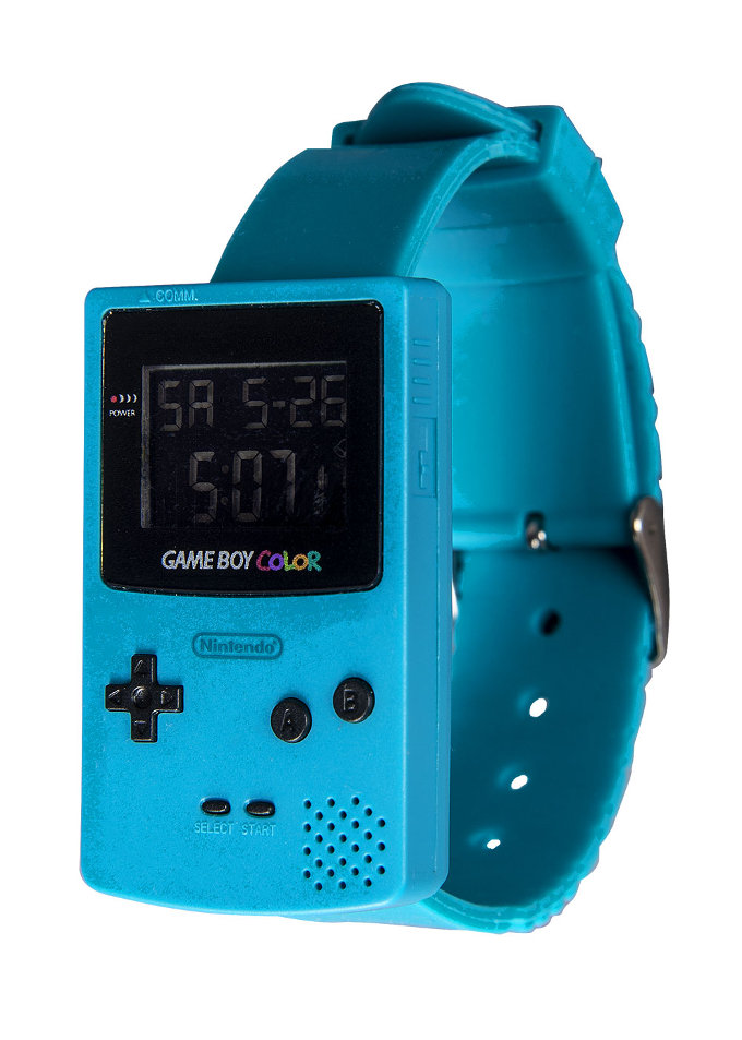 Game Boy Color Reloj