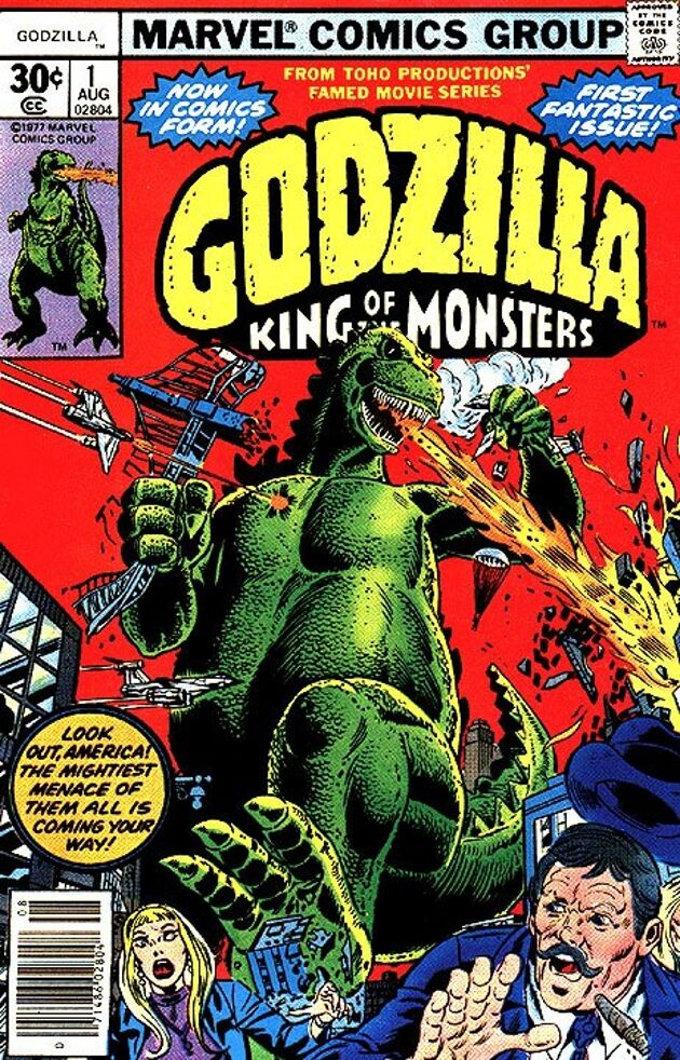 ¿Por qué no podríamos ver a Godzilla en películas de Marvel?