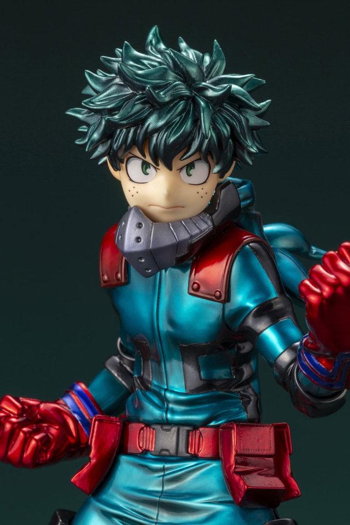 Figura de Deku de My Hero Academia