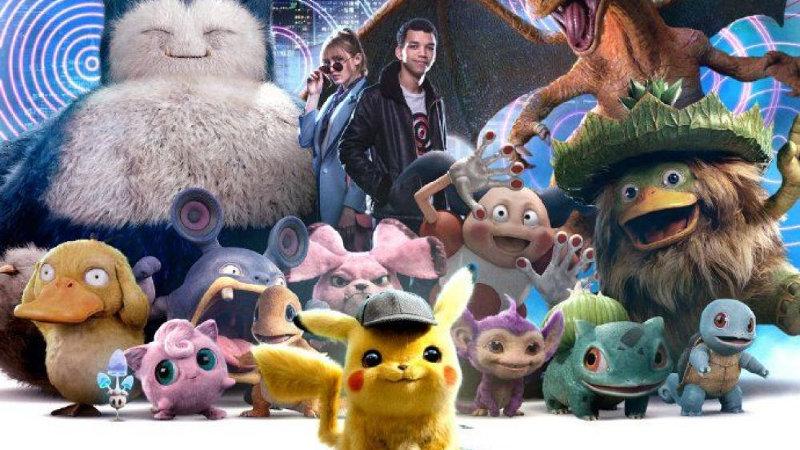 Detective Pikachu es la mejor película de videojuegos de la historia y fue de Pokémon.