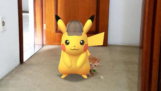 Así puedes conseguir a Detective Pikachu en Pokémon Go