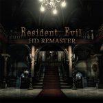 Portada Resident Evil HD Remaster.