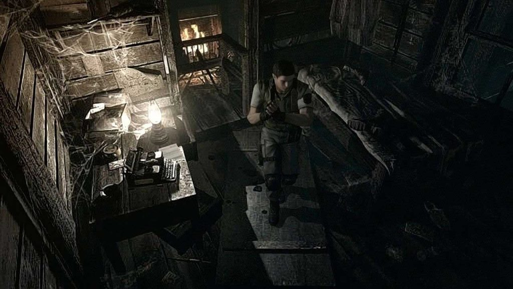 Resident Evil HD Remaster Reseña.