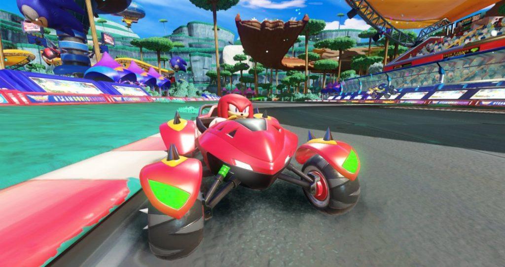 Reseña Team Sonic Racing