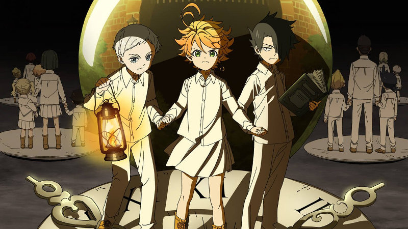 The Promised Neverland: Un anime que rompe los estereotipos ...