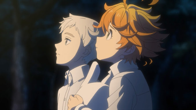 Recomendación: The Promised Neverland