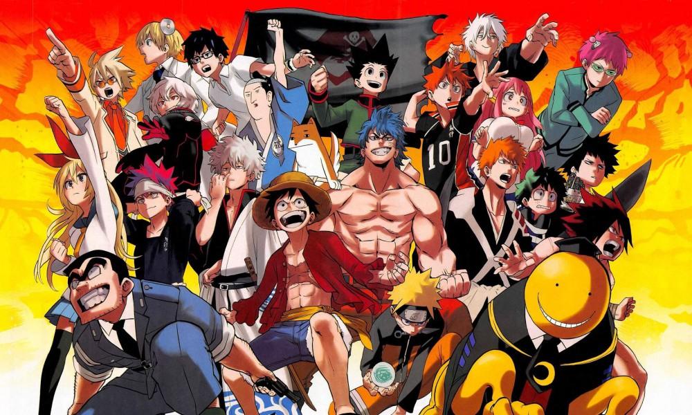 ¿El anime necesita diversificarse un poco y aprender de Marvel?