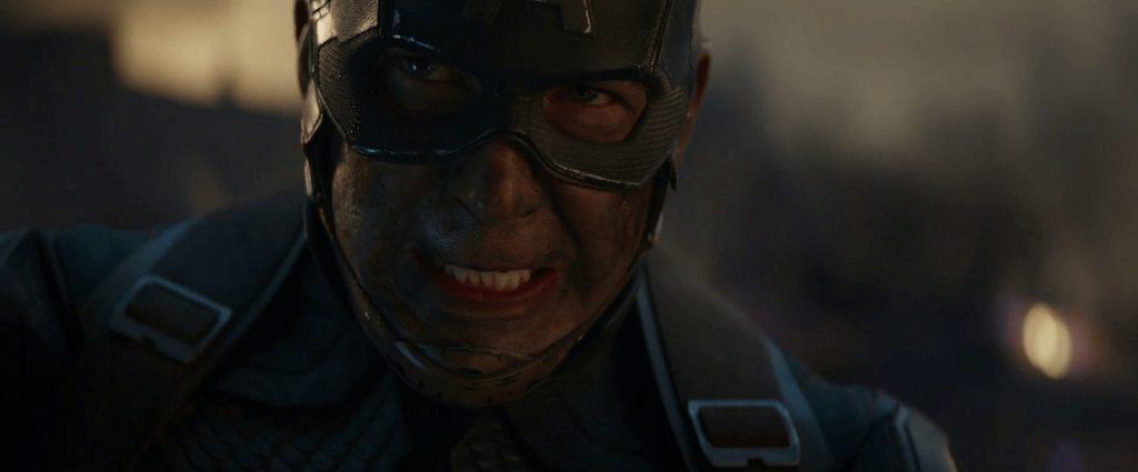 Capitan América en Avengers
