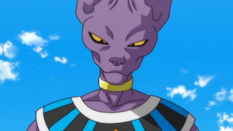 Bills se supone que es el ser más poderoso de Dragon Ball