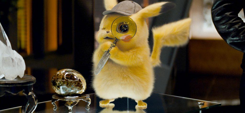 Detective Pikachu ha tenido un gran estreno