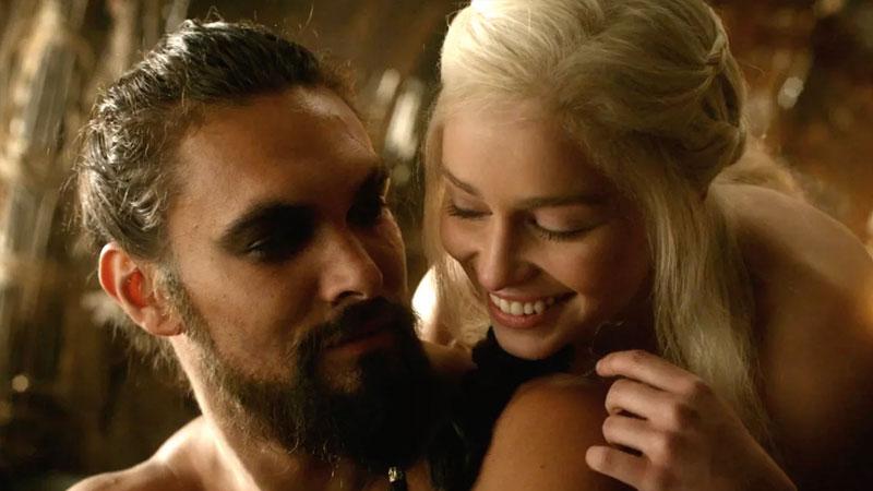 Daenerys alguna vez fue muy feliz en Game of Thrones