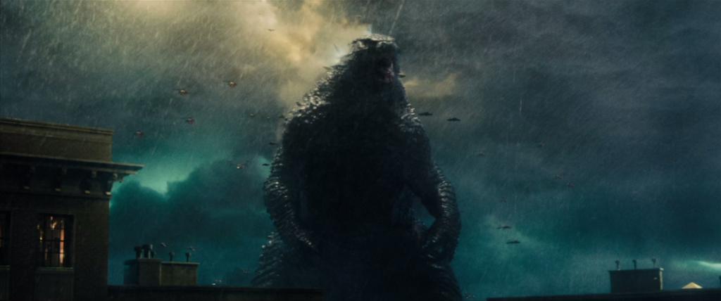 La acción de los Kaiju en el filme de Godzilla es impresionante.