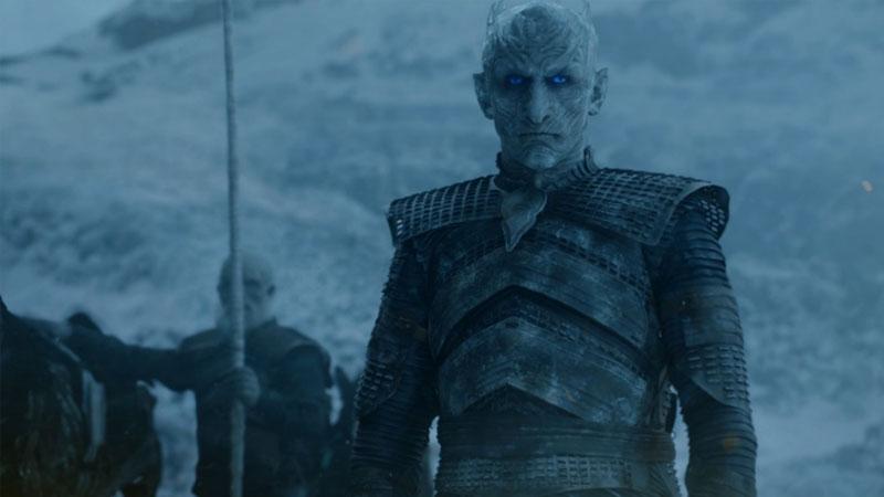 El Night King fue un desperdicio en Game of Thrones.