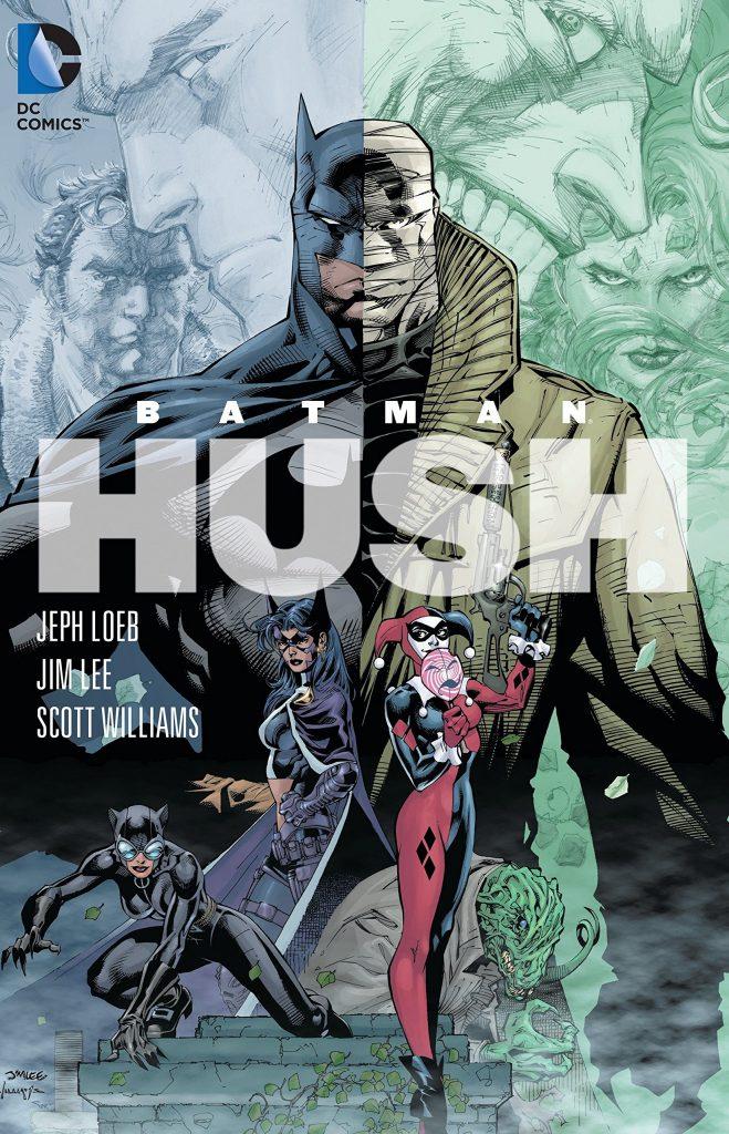 Portada de Batman: Hush