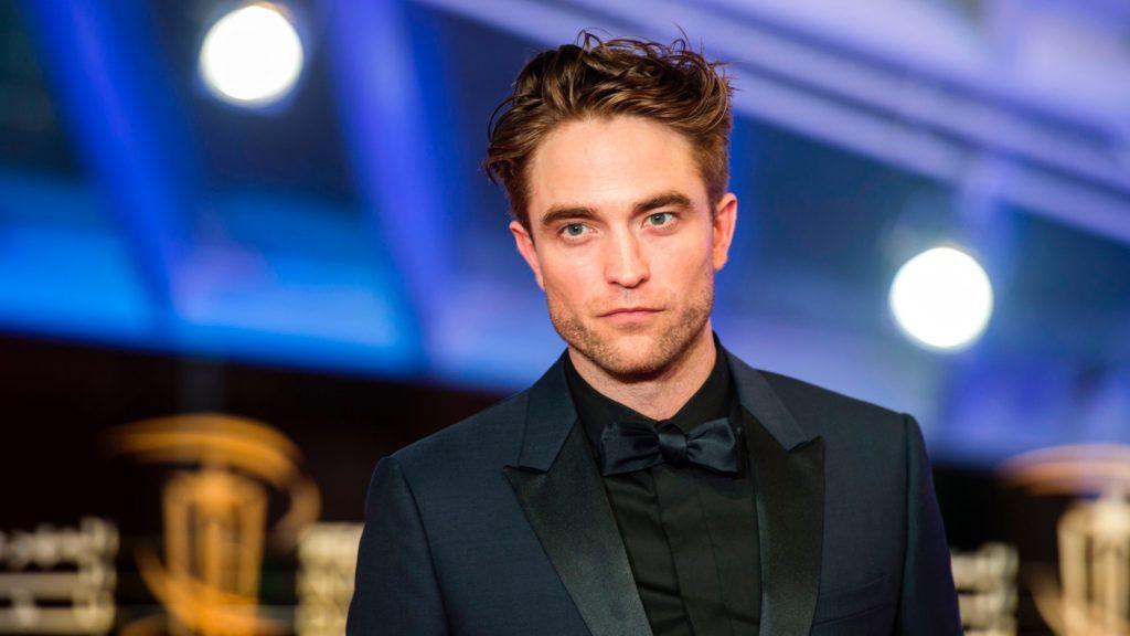 Robert Pattinson es la primera opción para ser Batman
