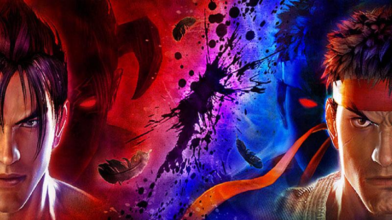 No se ha mostrado otra cosa de este arte de Tekken X Street Fighter