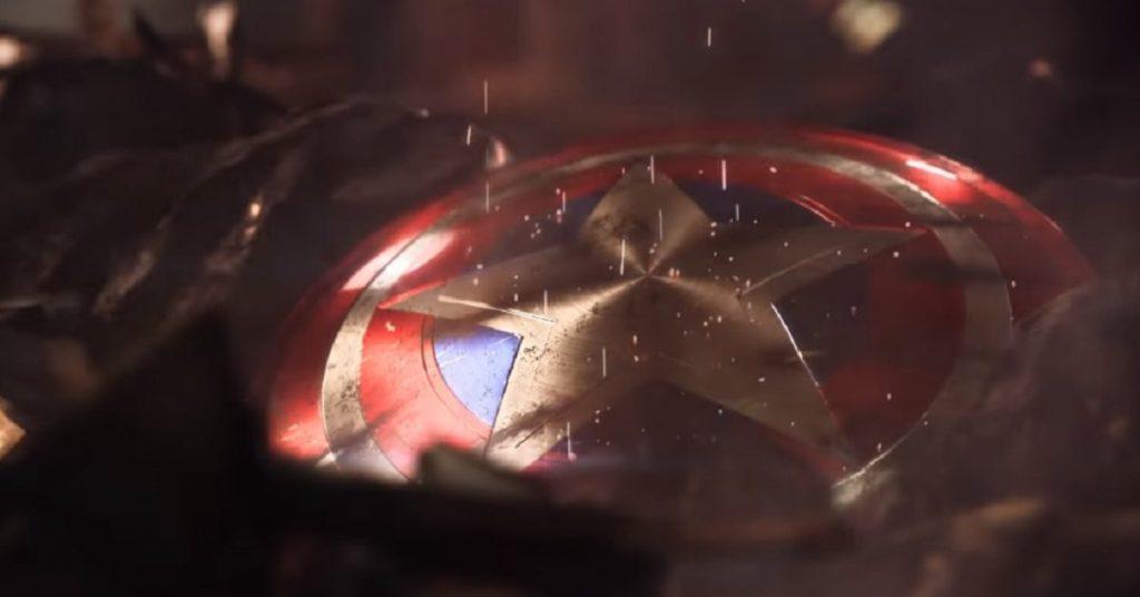 Esto era lo único que había de The Avengers Project
