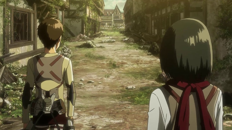 Resumen Episodio 19 de Tercera Temporada de Attack on Titan