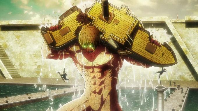 Resumen Episodio 20 de Tercera Temporada de Attack on Titan
