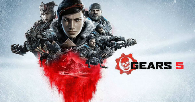 Gears of War 5 Conferencia Xbox E3 2019