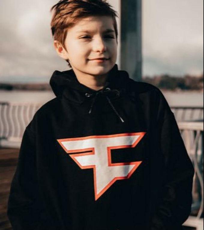 El jugador exitoso más joven de Fortnite.