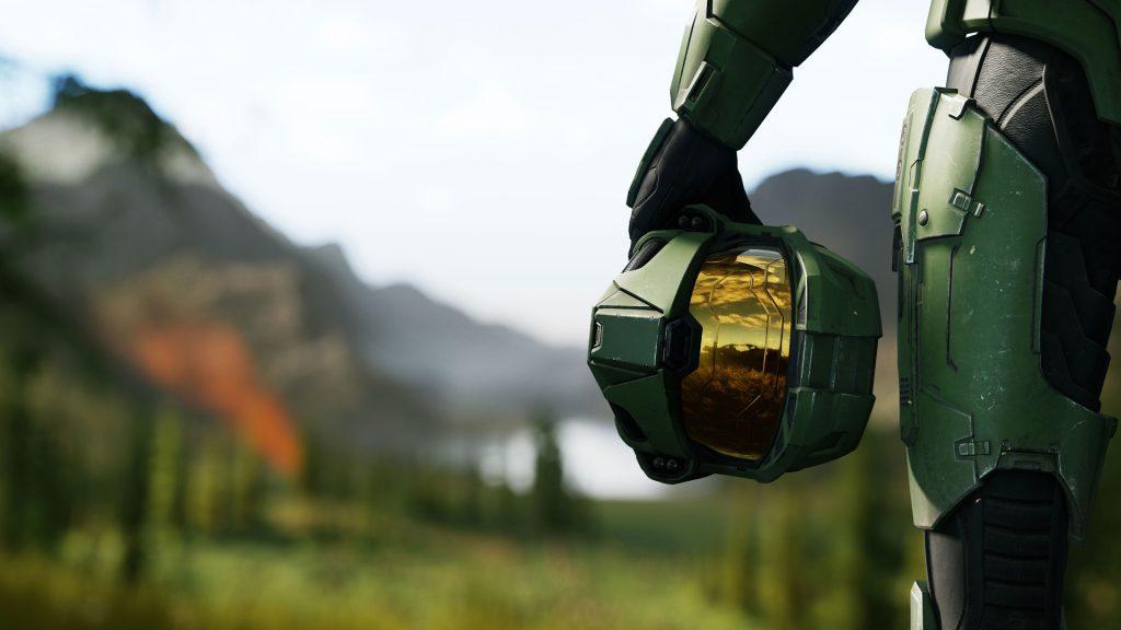 Halo Infinite se muestra en el E3 2019